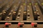 guy soundguy mixing board