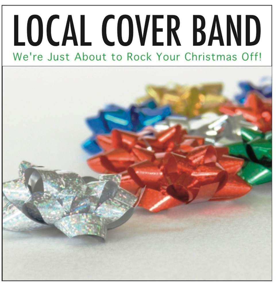 Local Cover Band to record Christmas album