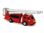 "Replica of truck used at a local business fire (Sondra ""Mattel"" Tonka/Beacon contributor)"