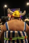 Horn hat