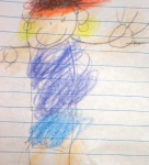 A local student is forced to miss school because he drew this. (Mister Orangehair Surprise)
