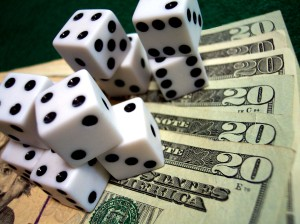 Town council members plan to discuss the fiscal budget. (Dice sold separately)