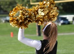 Dnalekal senior cheer captain Marzena Phrock was among students affected by a virus that led to a forfeited football game. (Social media file photo)