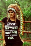 headress-chick