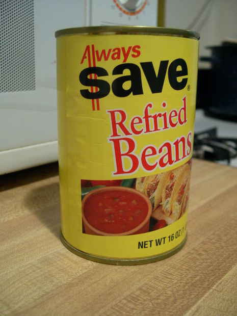 Refried bean